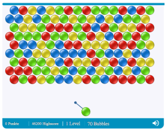 Bubble Shooter Version 2 - Image